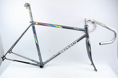 Cuadro Clasico Peugeot Tourmalet (Peugeot Classic  Frame) (S/n:b01901)