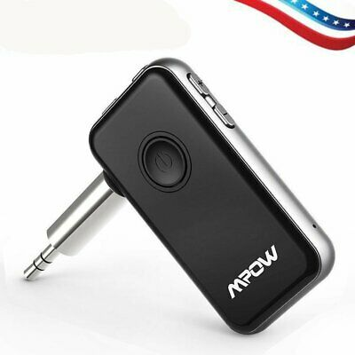 Mpow 2-in-1 Bluetooth 4.1 Wireless Transmitter/Receiver Adapter for Headphone US