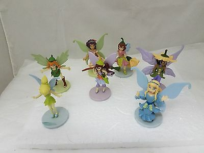 Disney Tinkerbell & Fairies Figures or Cake toppers