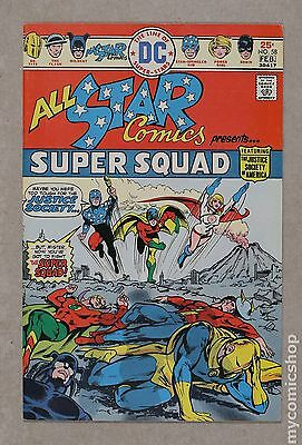 All Star Comics (1940-1978) #58 FN+ 6.5
