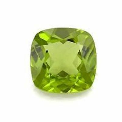 2.38 Cts Unheated Earthmined Parrot Green Color Natural Peridot-Vs