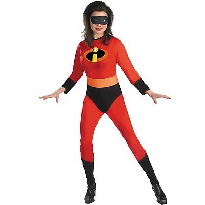 The Incredibles - Mrs. Incredible  Adult - Large (12-14)