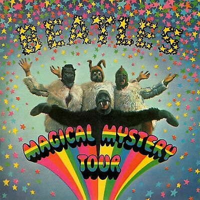 "The Beatles Magical Mystery Tour  2x7"" Parlophone - QASE 0101 Italy 1967 VG+/VG"