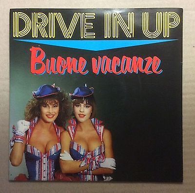 Drive In Up Buone Vacanze 7″ Five – FM 13168 Italy 1986 VG/VG