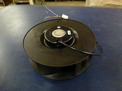 EBM-PAPST R1G225-AC73-38  Equiv Mesa Cabinet Replacement Bottom Fan NEW