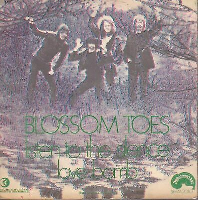 Blossom Toes Listen To The Silence / Love Bomb 7″ Marmalade – SIR MA 20.110 I...