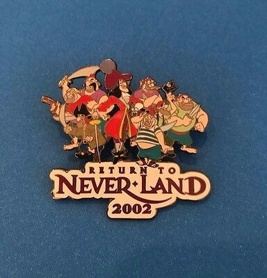 Disney Pin Auctions - Rare - LE 100 - Return to Neverland Series - Peter Pan