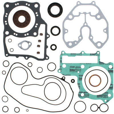 Complete Gasket Kit with Oil Seals For Honda TRX500FA 2001 - 2014 500cc
