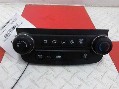 2010 2011 Honda CR-V CRV Manual TEMPERATURE CLIMATE CONTROL