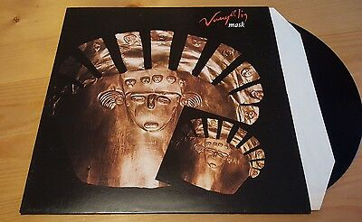 Vangelis - Mask LP Vinyl Album Original 1985