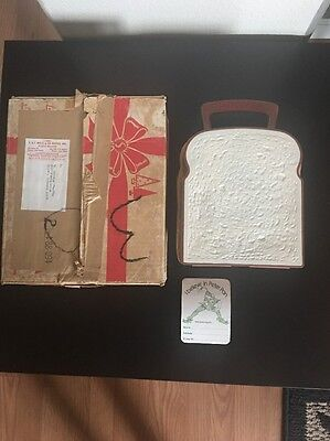 Peter Pan Sandwich Lunchbox MINT Condition With Original Shipping Box And Tags