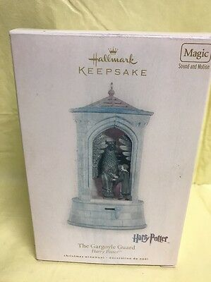 Hallmark Harry Potter The Gargoyle Guard 2008 ornament new in box