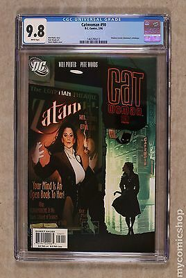 Catwoman (2002 3rd Series) #50 CGC 9.8 1465795012