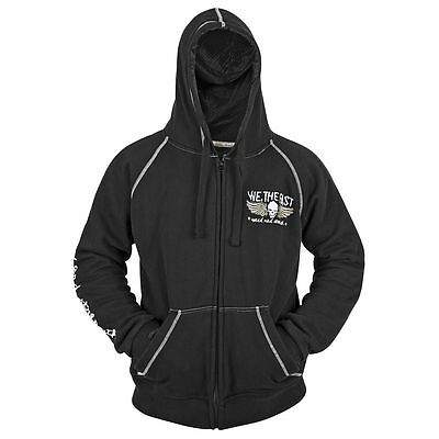 Speed & Strength We the Fast Mens Armored Hoody Black