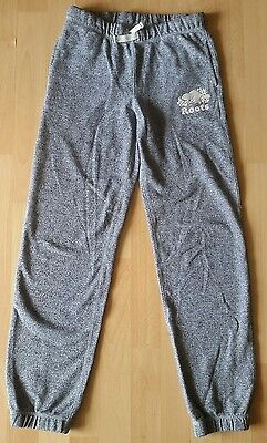 Roots Kids Girls Original Salt and Pepper Sweat Pant Size 14