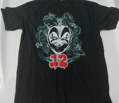 New Insane Clown Posse 12 T Shirt Riddle Box 2017 Sold Out Size Extra Large Xl