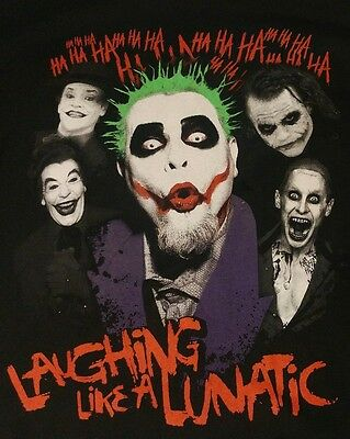New Twiztid Monoxide Joker T Shirt Llal Weekend Exclusive 3Xl Icp Mne Blaze