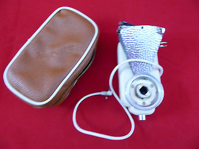 Vintage DUO LUX Empress Flash-Gun Folding Flash with Case & Instructions