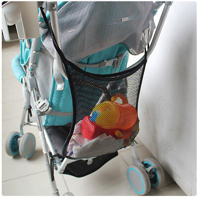 New Baby Trolley Pram Saving Bag Stroller String Bag Storage Bag Organisers Nets