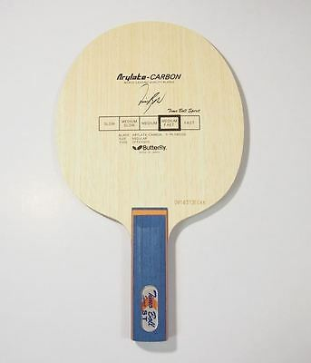 Butterfly Timo Boll Spirit Table Tennis Racket (ST) Wood Ping Pong Blade Paddle