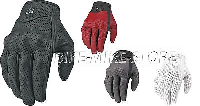 Icon Motorcycle Gloves Glove Pursuit S Leather - S - 3XL