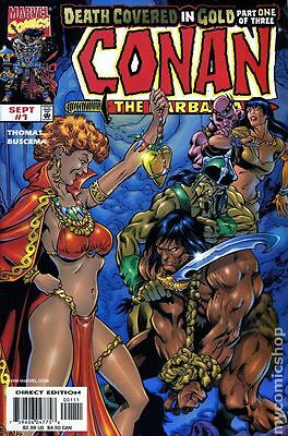 Conan Death Covered in Gold (1999) #1 FN