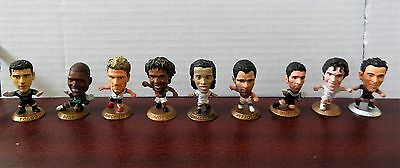 Corinthians Microstars Nine Rare International Star Players