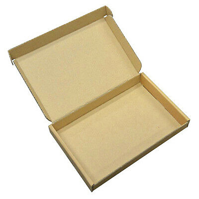 Brown C6 A6 Large Letter PIP Size Strong Cardboard Shipping Postal Mailing Boxes