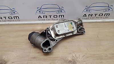 Vauxhall Astra Mk5 H 1.8 Petrol Z18Xer Oil Cooler 55355603 / 12992593