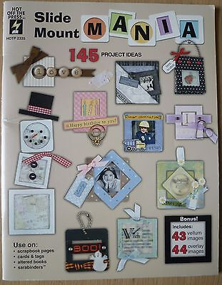 HOTP Hot Off The Press Slide Mount Mania Project Ideas & Vellum & Overlay Images