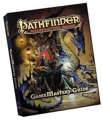 Pathfinder Roleplaying Game: Gamemastery Guide Pocket Edition by Paizo Staff Pap