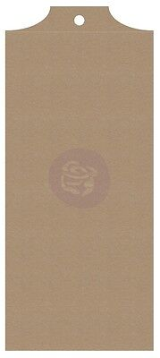 Prima Marketing Large Chipboard Tags 12 Pack 584979
