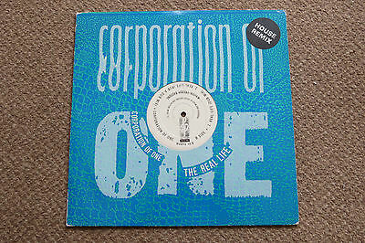 Corporation Of One, The Real Life, House Remix, Desire Records