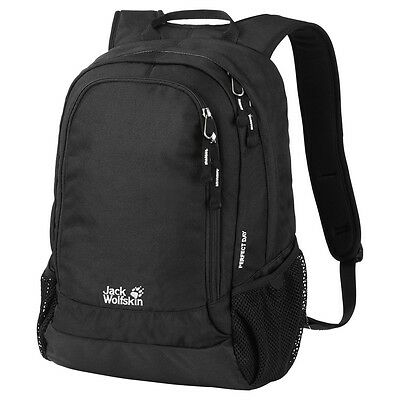 Jack Wolfskin Perfect Day Backpack Rucksack Black
