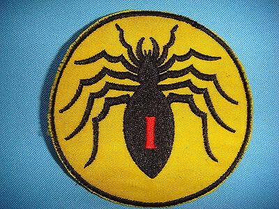 PATCH USAF 4th BOMBARDMENT SQUADRON 34th BOMB GROUP