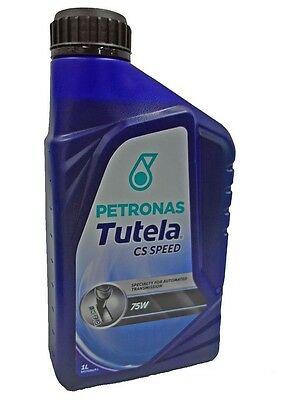 Petronas Tutela CS Speed 1L - 75W - Dualogic, Selespeed, Selectronic