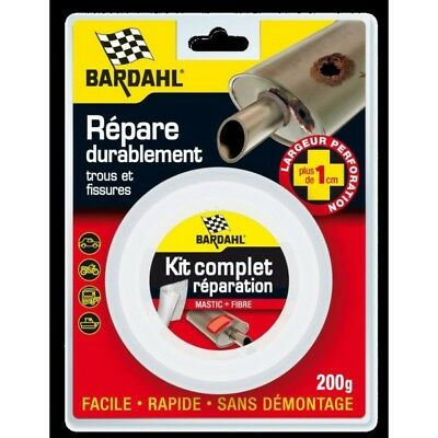 Kit Reparation Echappement Bardahl Sans Demontage  Plus De 1Cm
