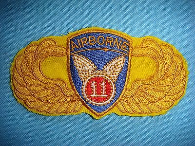 PATCH US ARMY 11th AIRBORNE REGIMENT