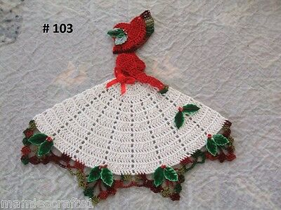 CRINOLINE  LADY GIRL DOILY -  Many designs to pick from...