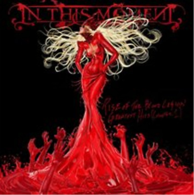 In This Moment-Rise of the Blood Legion  (UK IMPORT)  CD NEW