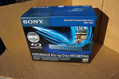 NEW Sony BWU-300S Internal BD/DVD/CD Writer