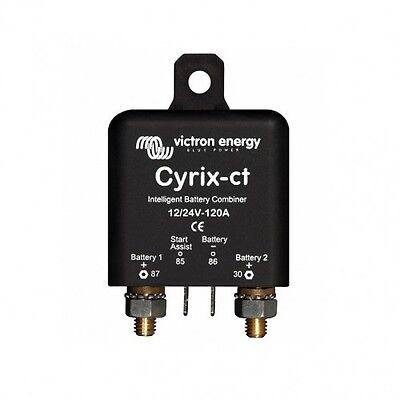 Battery Combiners Cyrix Ct 12/24V 120A Victron Energy
