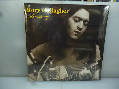 Rory Gallagher-Acoustically.germany/france 1972/1973/1994-Vinyl Lp-New.sealed