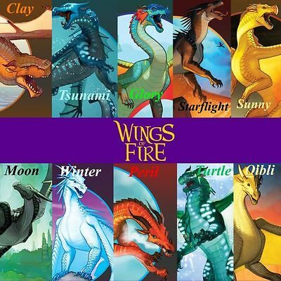 Wings of Fire: Darkness of Dragons 10 -NEW Just came out! Awesome HC book!