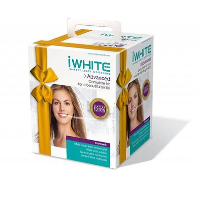 iWhite Advanced Instant Teeth Whitening Gift Set