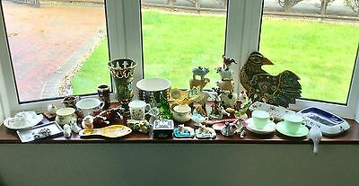 Job Lot Broken Ornaments For Repair/Crafts (Hornsea/Wedgwood/Masons/Portmeirion)