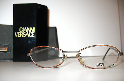 OCCASIONE Vintage Gianni Versace  Medusa glasses Montatura Occhiali MINT Italy