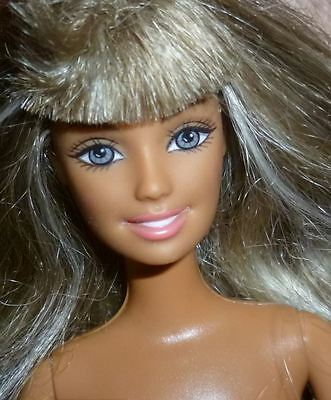❤️Barbie Doll - Cali Girl Western Cowboy Jointed Scented Barbie 2003❤️