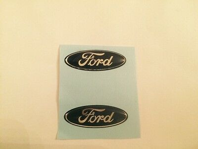 FORD SILL BADGES  Capri MK1 2 3 GXL GT RS3100 RS2600 280 Brooklands 2.8 3.0