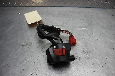 00-01 Honda Cbr929rr Right Kill Switch